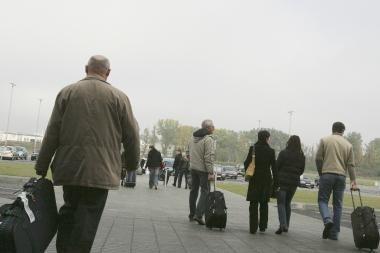 Darbas užsienyje: populiariausia kryptis - Jungtinė Karalystė