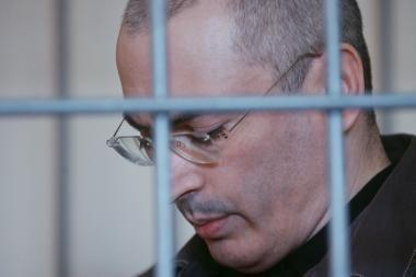 M.Chodorkovskis uždarytas į karcerį