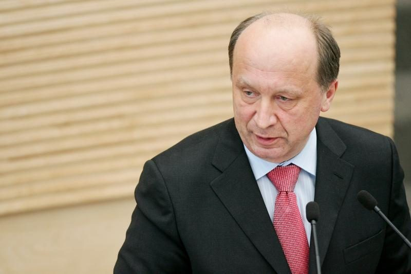 A.Kubilius: gerus valstybės įmonių rezultatus lėmė ekonomikos sąlygos