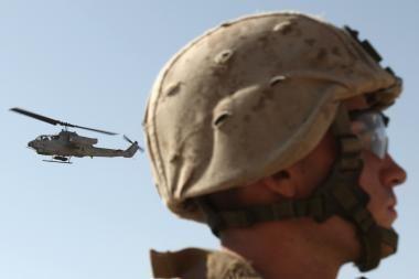 Afganistane jau žuvo 1000 JAV karių