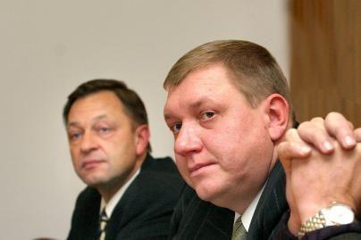 Šiaulių politikai liko už grotų (papildytas)