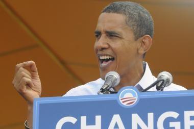 B.Obamos rinkimų sąskaitoje – milžiniška suma
