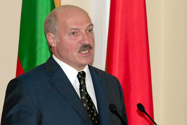Baltarusijos opozicijos kandidatų populiarumas smarkiai atsilieka nuo A.Lukašenkos