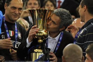 Sporto žurnalistai geriausiu pasaulio treneriu išrinko J.Mourinho