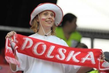 Lenkijos valstybės tarnautojai ir pareigūnai išėjo į gatves