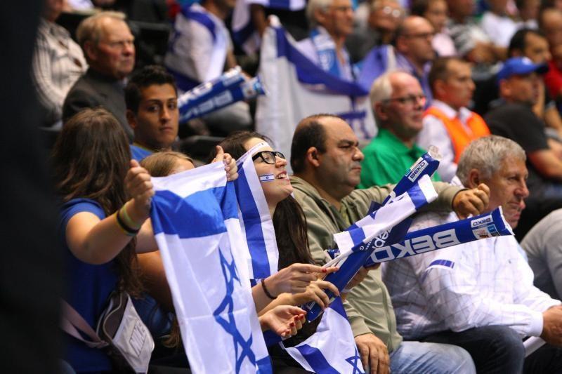 Šiauliuose pirmąją pergalę iškovojo Izraelis