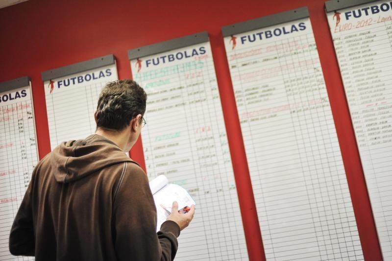 Lietuvos lažybų kontoros netiki krepšininkų sėkme