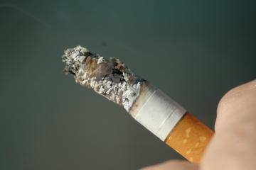 Vyras žuvo rūkydamas