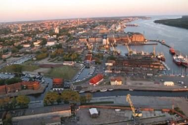 Uostas sieks lyderiauti regione