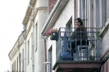 Apie saugią kaimynystę kalbėsis Eigulių gyventojai