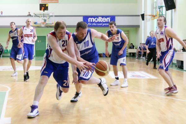 Nacionalinėje krepšinio lygoje - dvivaldystė