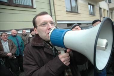 STT pareigūnai N.Puteikiui pareiškė įtarimus
