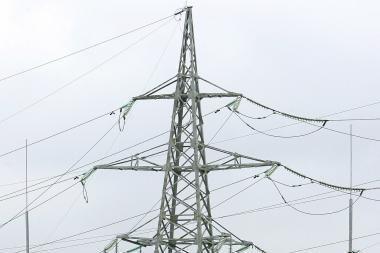 Klaipėdos apskrityje elektros neturi 300 žmonių (atnaujinta)