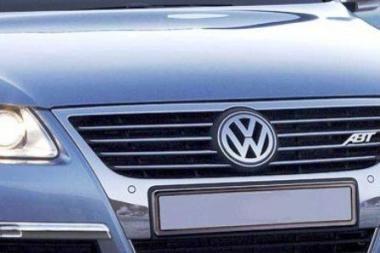"""Rusijoje pabrangs """"Volkswagen"""""""