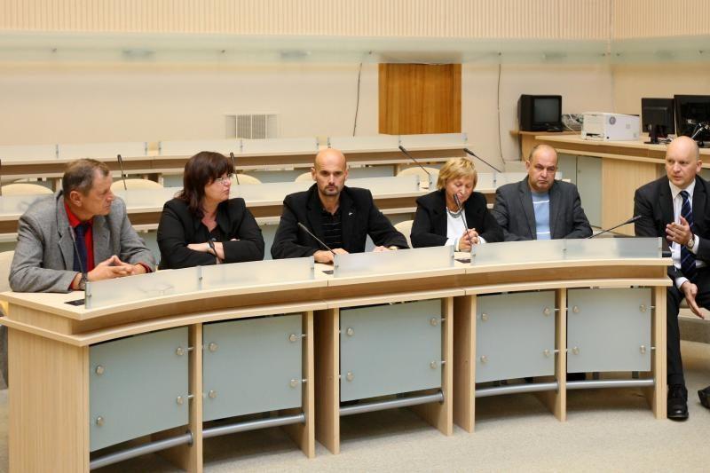 Kauno socialdemokratai pasijuto skriaudžiami, bet nesitraukia