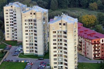 Kaune krenta būsto kainos