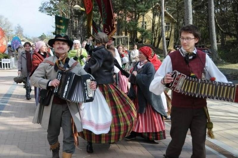 Savaitgalį Palangoje šurmuliuos tarptautinis Jurginių festivalis