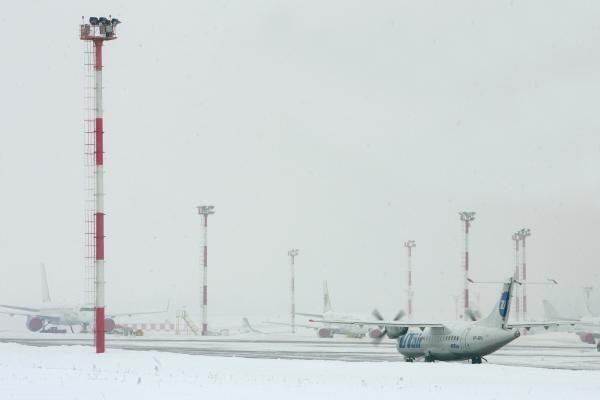 Vilniaus oro uoste atšauktas skrydis iš Vienos ir į Vieną
