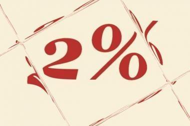 Klaipėdiečiai jau teikia prašymus skirti 2 proc. paramai