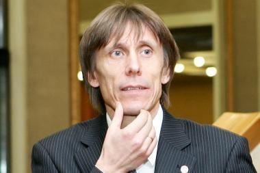 L.Dinius sieks tapti Seimo vicepirmininku