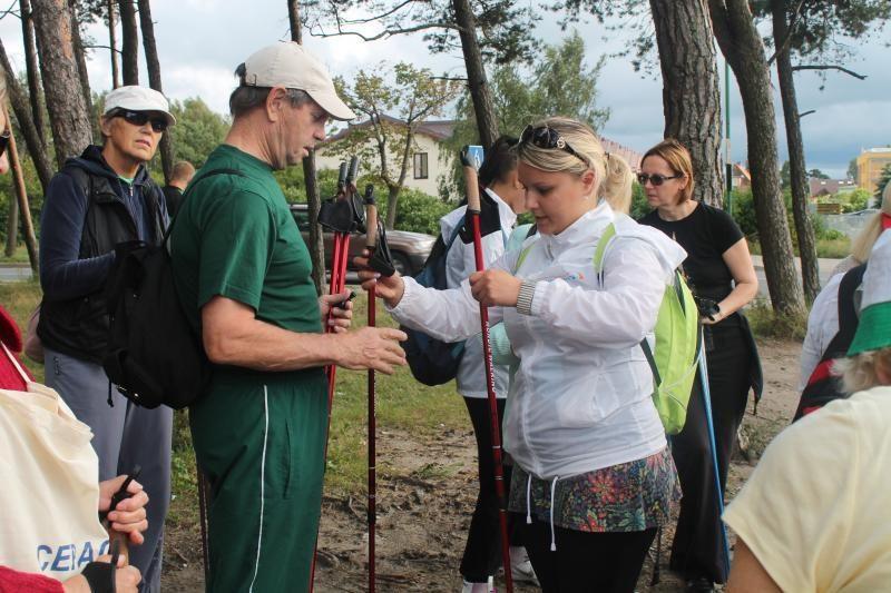 Klaipėdiečius kviečia į šiaurietiško ėjimo treniruotes