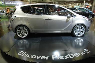 """Buksuoja """"Opel Meriva"""