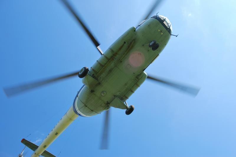 Čečėnijoje sudužus rusų armijos sraigtasparniui, žuvo trys žmonės