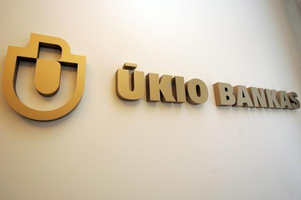 Ūkio banko grupė paskelbė devynių mėnesių veiklos rezultatus