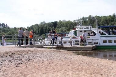 Laivu į Kulautuvą kauniečiai galės plaukti ir šeštadieniais