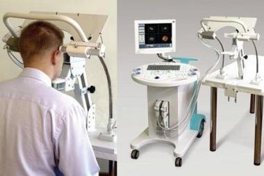 Kovo mėnesio išradimas: galvos smegenų kokybiško ultragarsinio vaizdo gavimo būdas