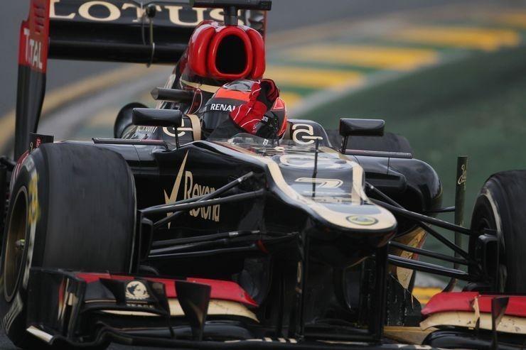 """Varžovus pergudravęs K. Raikkonenas laimėjo pirmąjį """"Formulės-1"""" etapą"""