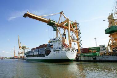 """Naujasis """"Lietuvos jūrų laivininkystės"""" vadovas – A.Bogočionkas"""