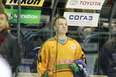Suvienyti Lietuvos ledo ritulį mėgins D.Kasparaitis