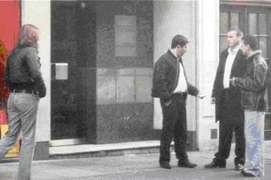 Londono gatvėje už 3000 svarų sekso vergijon parduota lietuvė