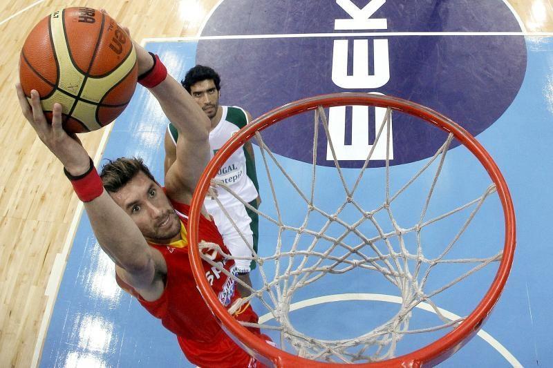 Ispanų krepšininką R.Fernandezą kamuoja nugaros skausmai
