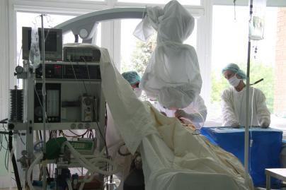 Buvo operuotas devyniolikmetis