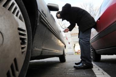 Vilniuje ir Kaune daugiausia automobilių pavagiama, mažiausiai surandama