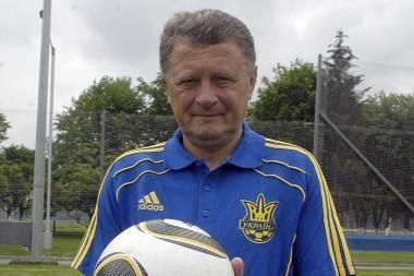 Ukrainiečiai laukia sunkių rungtynių ir pergalės