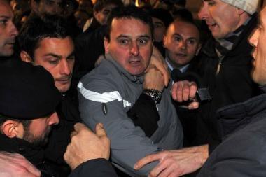 Italijos premjero S.Berlusconi užpuolikas atsiprašė