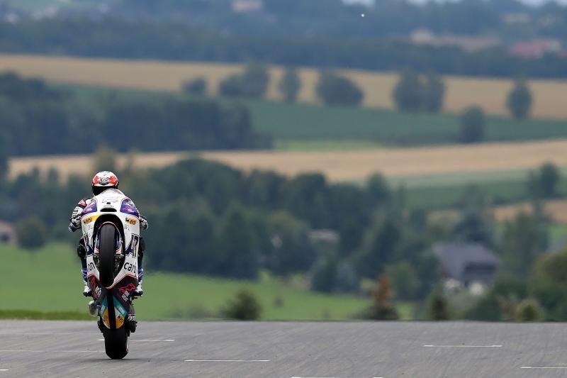 """""""MotoGP"""" sprinto finišas – Mudželo trasoje"""