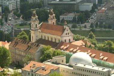 V.Navickas: siekis tapti moderniausiu regiono miestu – pernelyg ambicingas
