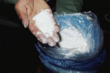 Rugsėjo 1-ąją sulaikyti jaunuoliai, galbūt turėję narkotikų