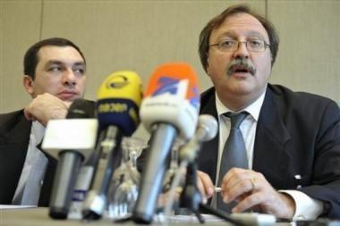 Gruzijos diplomatams vadovaus Rusijos pilietis