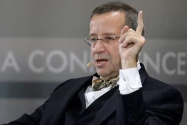 T.H.Ilvesas: Estija negali išvengti įtampos santykiuose su Rusija