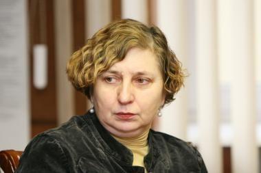 Vicemerė J.Simonavičiūtė išteisinta