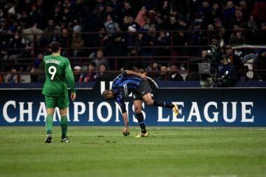 Paaiškėjo UEFA Čempionų lygos futbolo turnyro aštuntfinalio poros