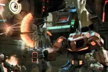 Kuriamas naujas žaidimas apie transformerius