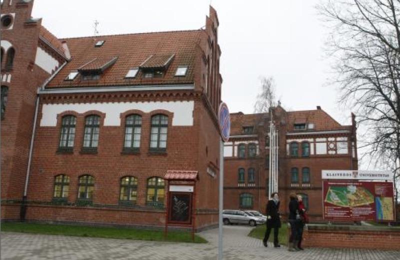 Klaipėdos universitetas perka naują Mokslinių tyrimų laivą
