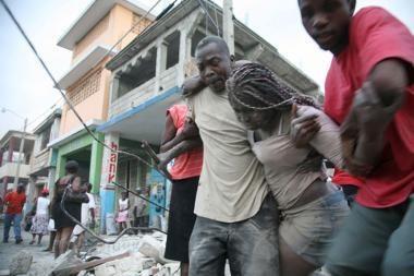 Lietuvos gyventojai nukentėjusiems Haityje jau paaukojo apie 70 tūkst. litų