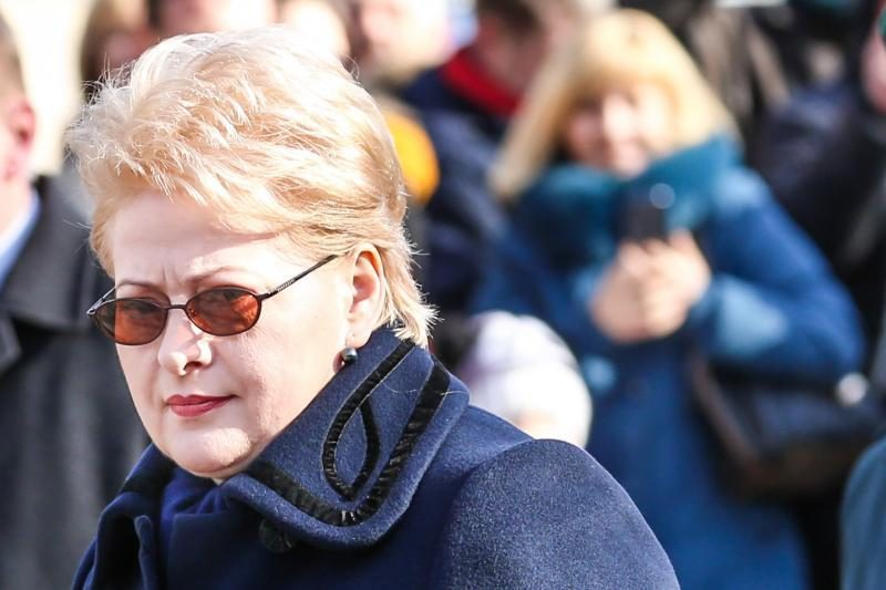 D. Grybauskaitė: Lietuvai eurą reikia įsivesti kaip įmanoma greičiau